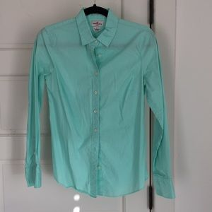 J. Crew ladies haberdashery blouse
